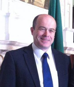 Minister Denis Naughten TD