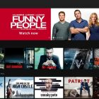 Amazon Prime video homepage
